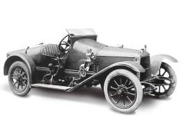 Prototyp Astona Martina Coal Scuttle z 1914