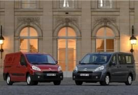 Citroën Jumpy jako samochód ciężarowy i mikrobus