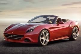 Ferrari California T – widok z przodu