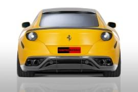 Ferrari FF – widok od tyłu
