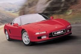 Honda NSX – widok z przodu