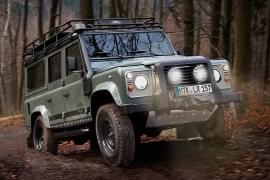 Land Rover Defender Blaser Edition
