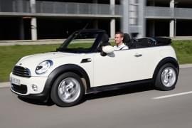Mini Cabrio – widok z boku