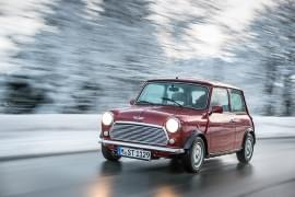 Mini Classic – widok z przodu