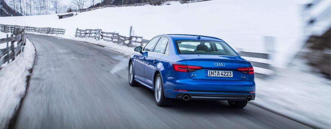 Kupuj Używane Audi A4 B8 Na Autoscout24