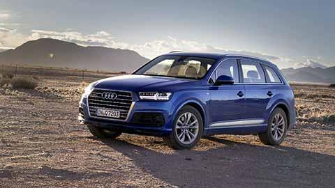 Kupuj Używane Audi Q7 Na Autoscout24