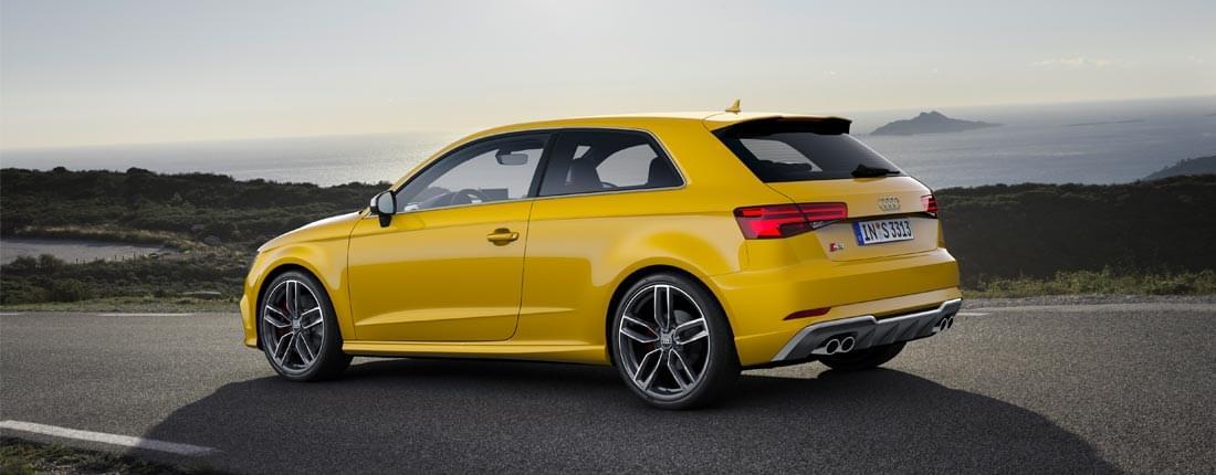Kupuj Używane Audi S3 8l Na Autoscout24