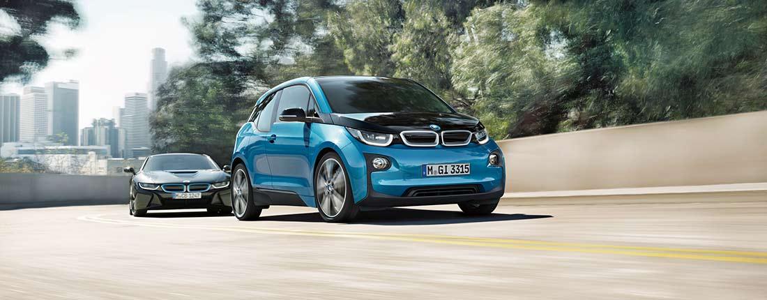 BMW Seria i