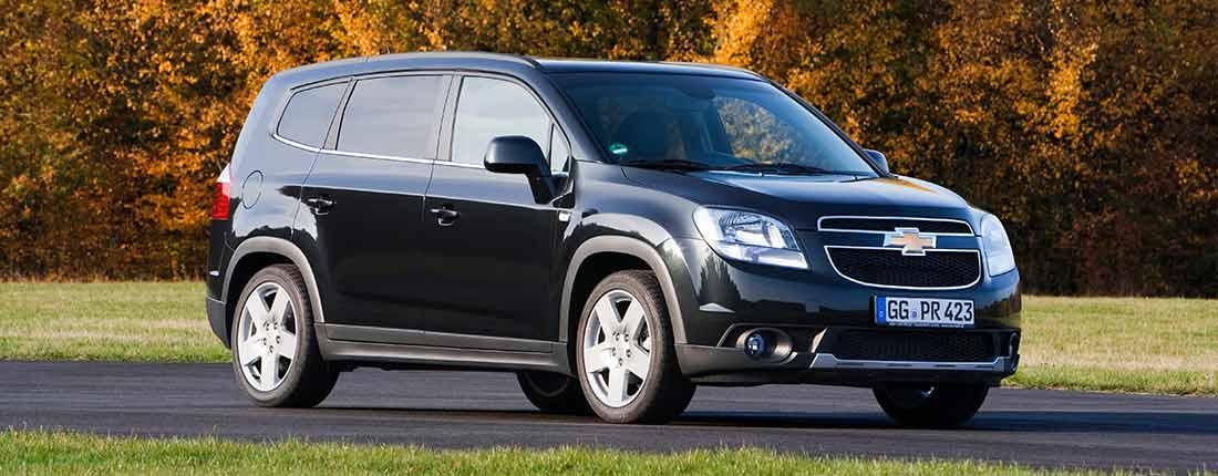 Wszystkie nowe Kupuj używane Chevrolet Orlando na AutoScout24 JR14