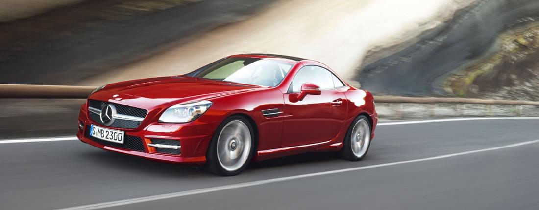 Mercedes-Benz Klasa SLK