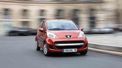 Zupełnie nowe Kupuj używane Peugeot 107 na AutoScout24 OC01