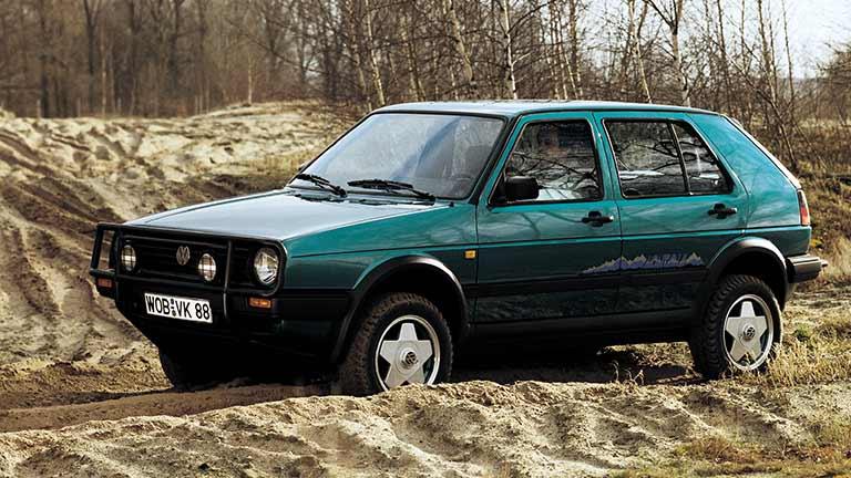 Kupuj Używane Volkswagen Golf 2 Na Autoscout24