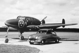 Saab 92 i Saab J21