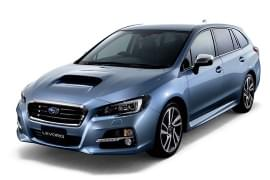 Subaru Levorg – widok z przodu